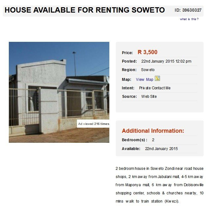 Best Jabulani Flats Popular Accommodation In Soweto Junk With Pictures
