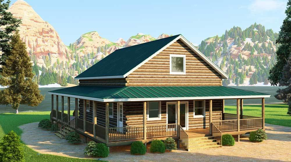 Best Log Home Packages Cabin Floor Plans Log Cabins For Less With Pictures
