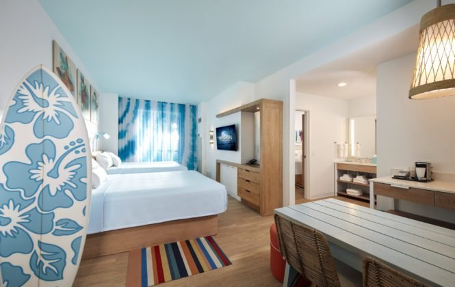 Best Look Inside Universal Orlando S Endless Summer Resort With Pictures