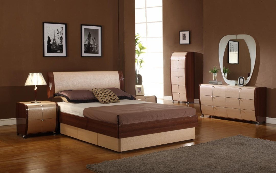 Best Modern Lacquer Platform Bed With Pictures