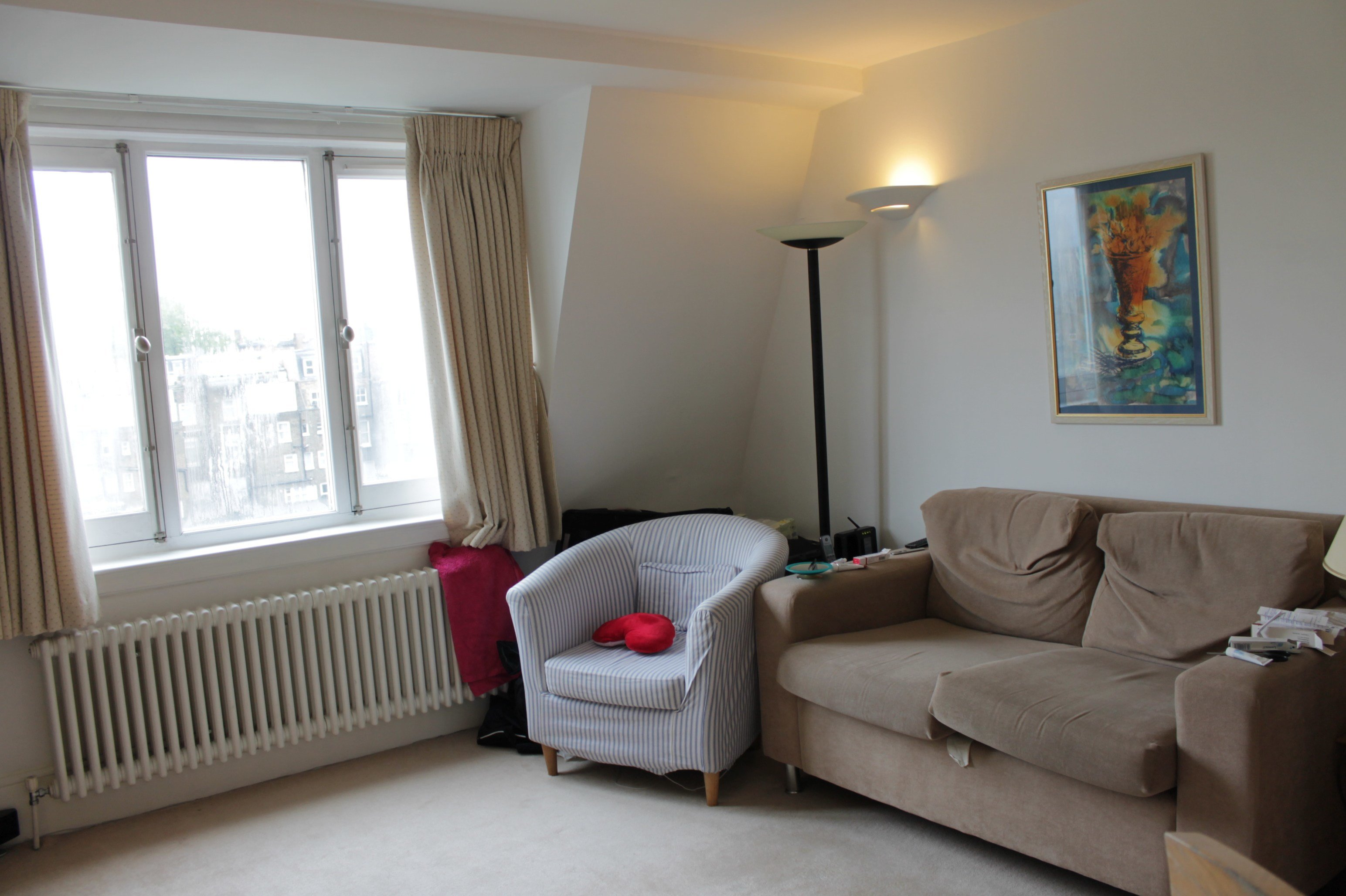 Best 1 Bed Flat To Rent Trebovir Road London Sw5 9Nl With Pictures