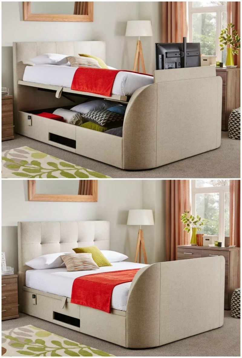 Best 10 Great Space Saving Beds Living In A Shoebox With Pictures