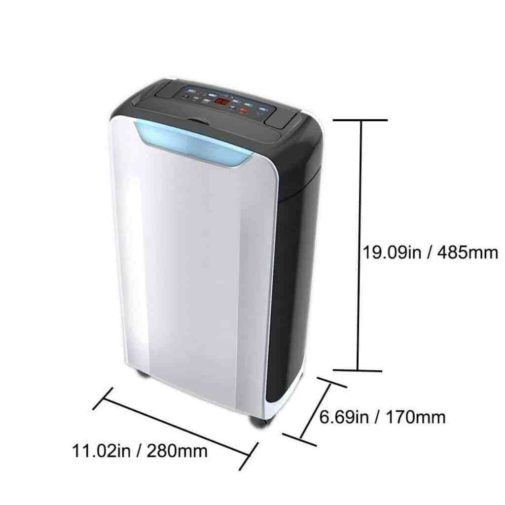 Best 5 Best Dehumidifiers For Bedroom Jun 2019 — Reviews With Pictures
