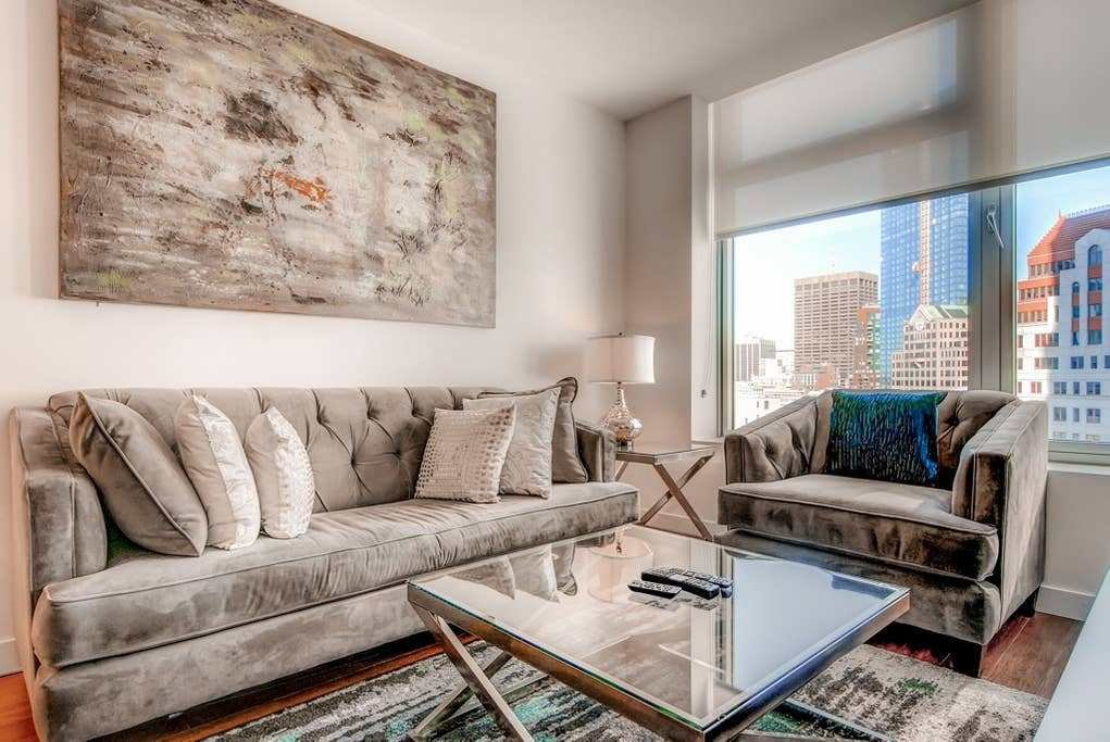 Best Modernly Furnished 1 Bedroom Boston Apartment Apartments For Rent In Boston Massachusetts With Pictures