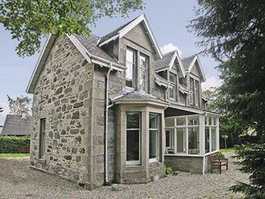 Best Entire Home In Kingussie Highland Houses For Rent In With Pictures