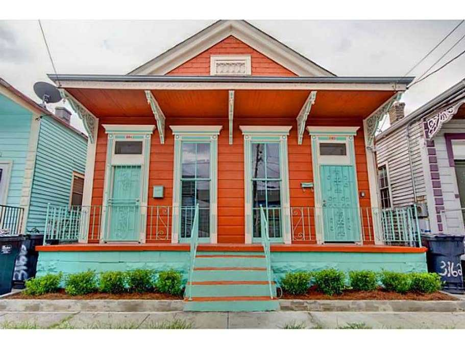 Best Charming Two Bedroom With Bikes Near Bywater Houses For With Pictures