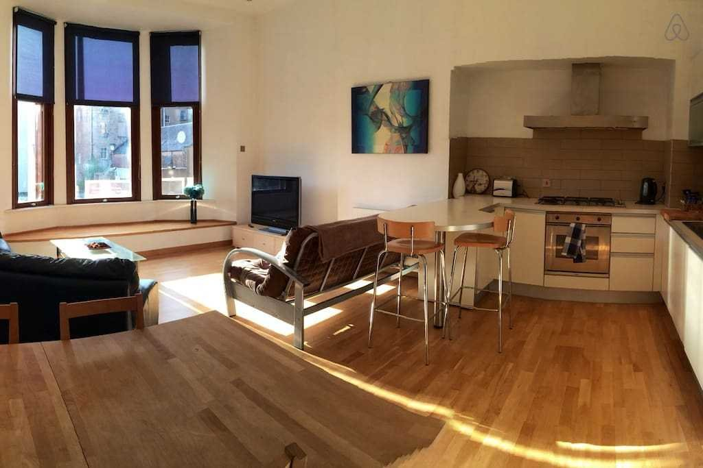 Best 2 Bedroom City Centre Flat Glasgow Apartments For Rent With Pictures