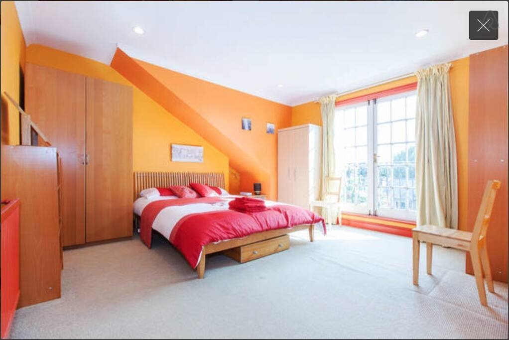 Best Kingsize Bedroom 1Min To The Tube Apartments For Rent In With Pictures