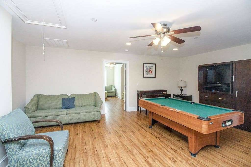 Best 5 Bedroom Ocean Blvd Condo Pool Table In The Gameroom With Pictures