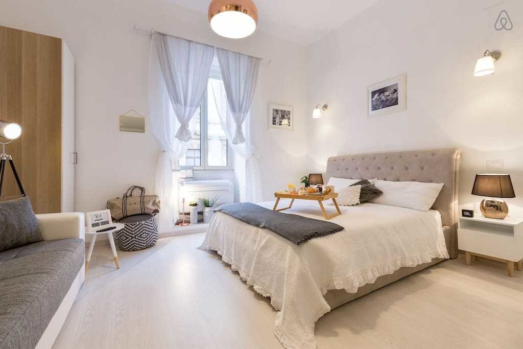 Best New Loft By The Ghetto Apartments For Rent In Rome With Pictures