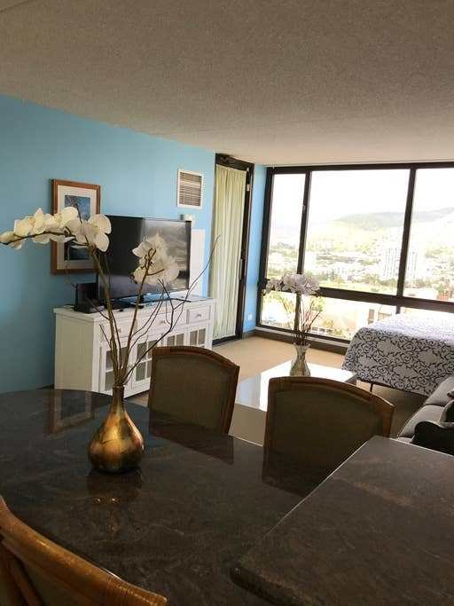 Best Waikiki Sunset High Floor 1 Bedroom Apartments For Rent With Pictures Original 1024 x 768