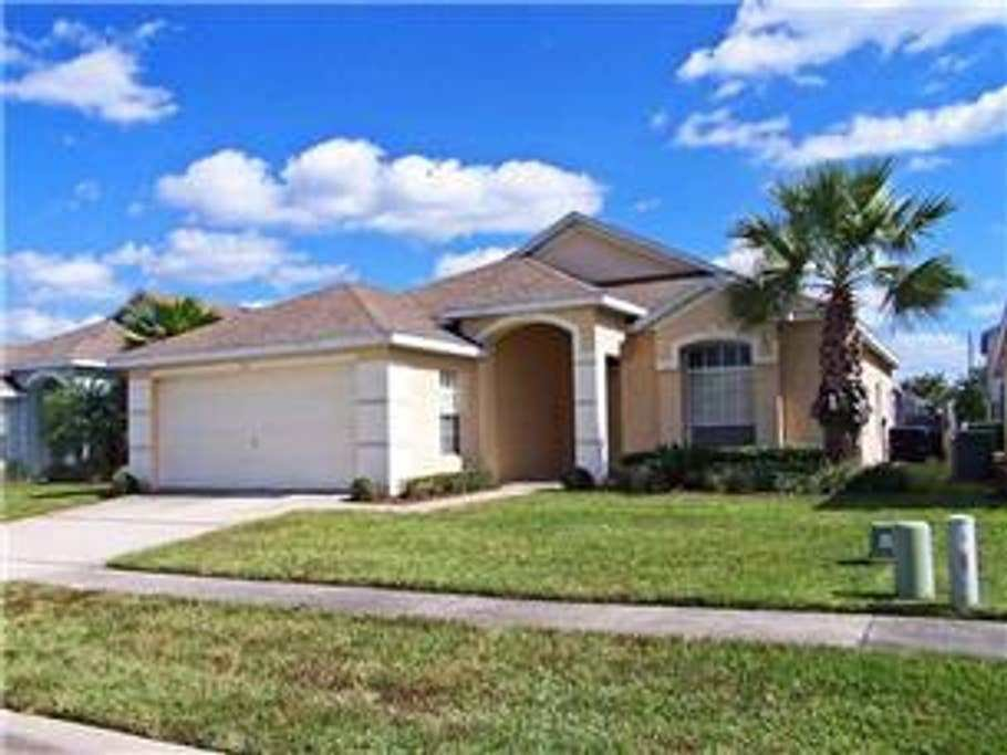 Best 3 Bedroom 2 Bath Vacation Home Houses For Rent In Davenport Florida United States With Pictures