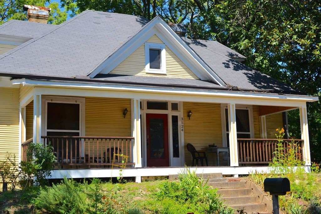 Best Mcgrady House—Historic Avondale Neighborhood Houses For Rent In Birmingham Alabama United States With Pictures