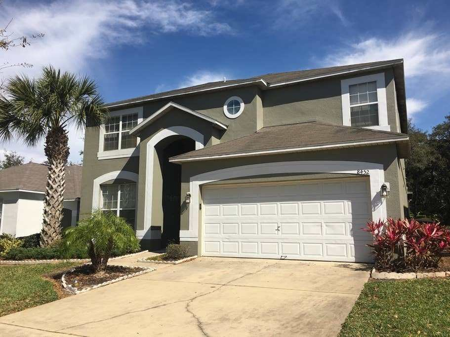 Best 7 Bedroom Disney Vacation Home Houses For Rent In With Pictures