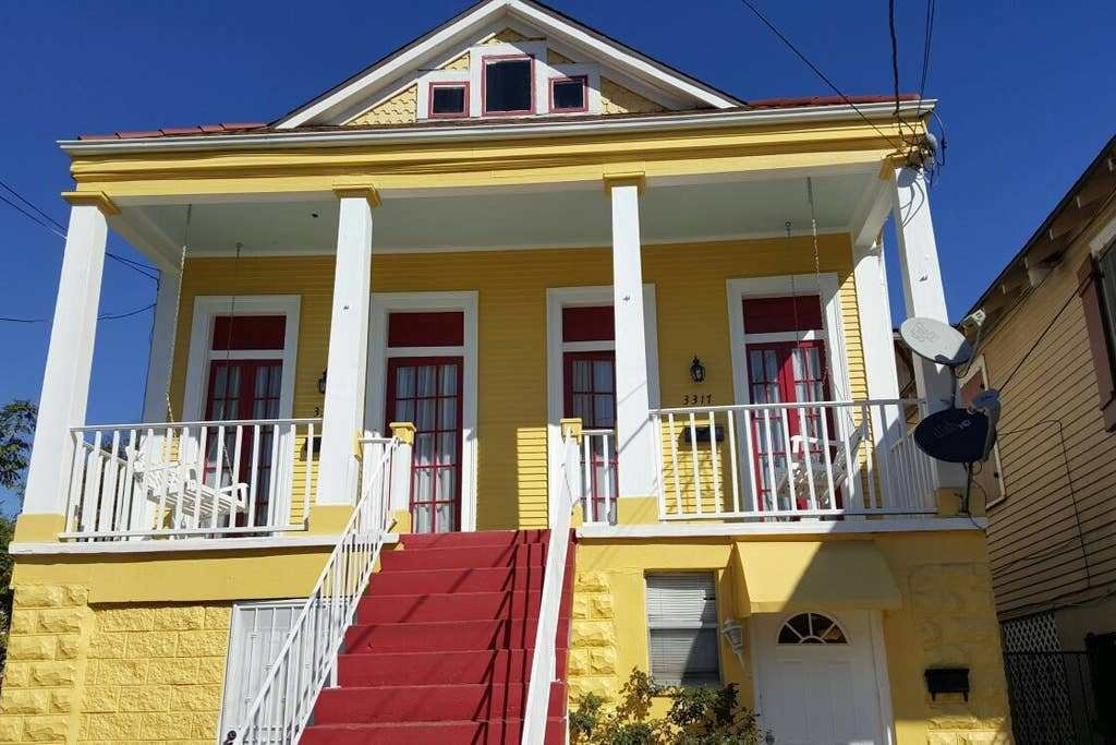 Best 3 Bedroom Mid City Houses For Rent In New Orleans With Pictures