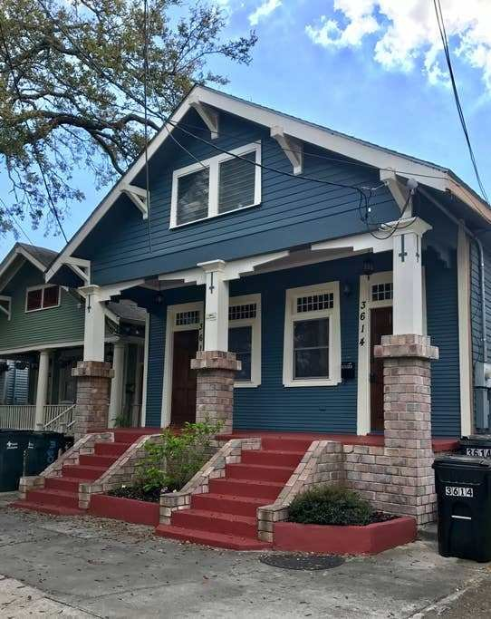 Best Mid City New Orleans 3 Bedroom Home Houses For Rent In With Pictures