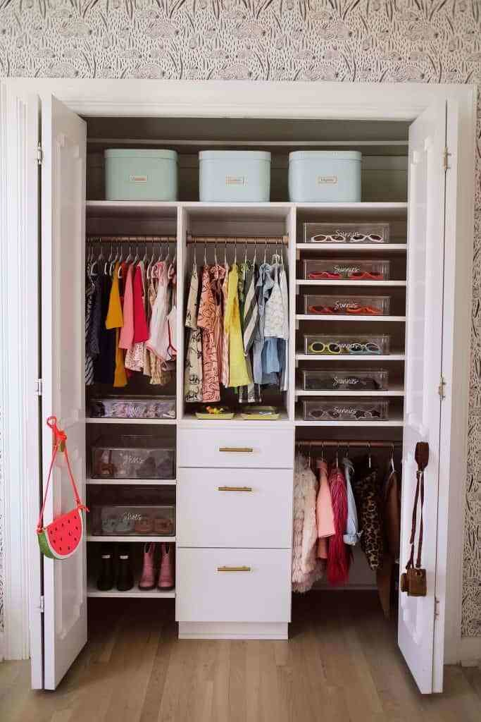 Best How To Organize A Baby Closet With The Home Edit A With Pictures