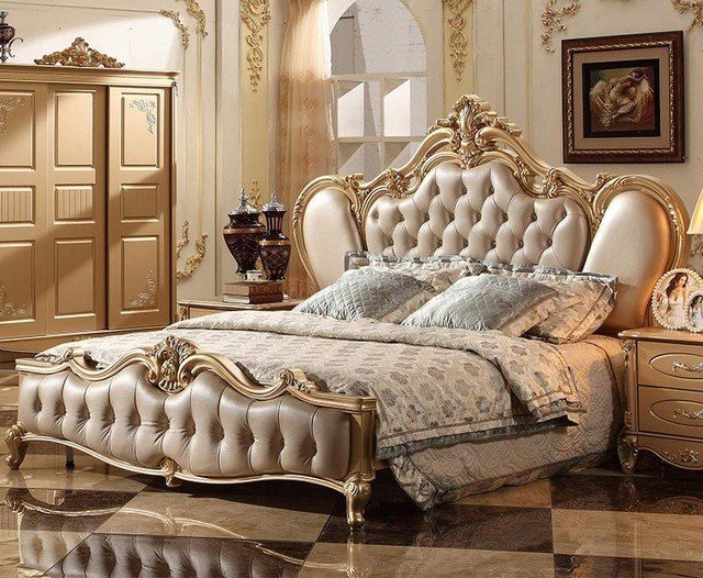 Best French Classic Italian Provincial Bedroom Furniture Set In Bedroom Sets From Furniture On With Pictures