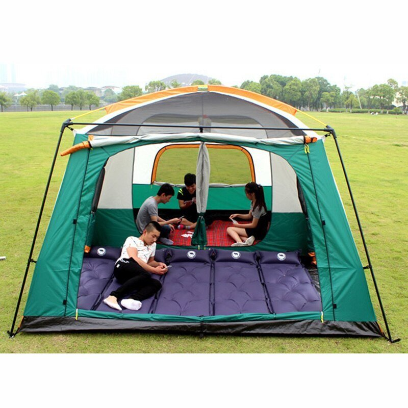 Best Luxury Ultralarge Outdoor 6 8 10 12 Persons Camping 4 With Pictures