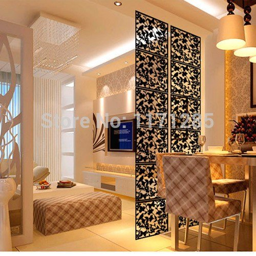 Best Modern Fashion Contract Birds Hanging Screen Partition With Pictures