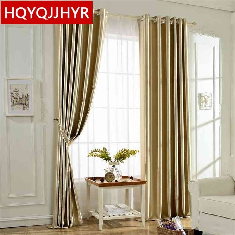Best Modern Finished Bedroom Curtains Blackout Curtains Blackout Fabric Living Room Thick Shade Cloth With Pictures