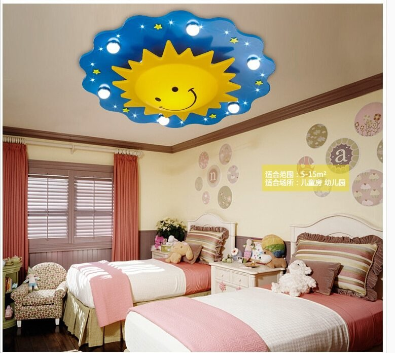 Best Free Shipping Children Ceiling Lamps Kids Bedroom Light With Pictures