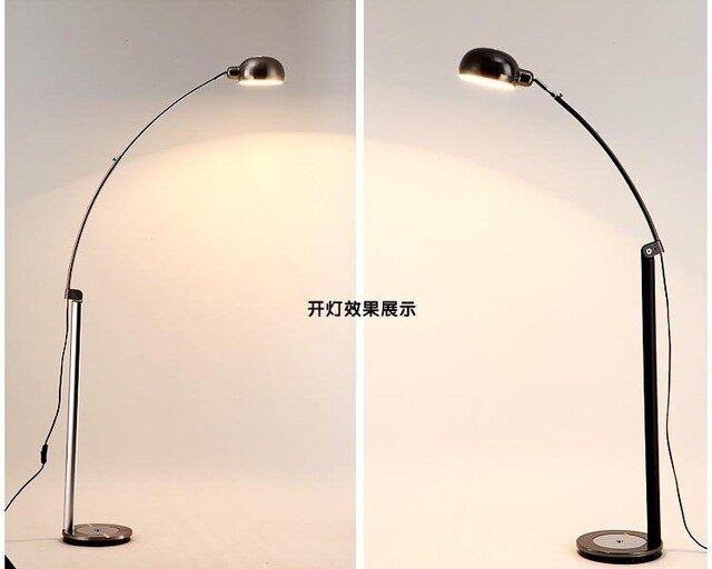 Best Aliexpress Com Buy Modern Brief Led Floor Lamp Lights With Pictures