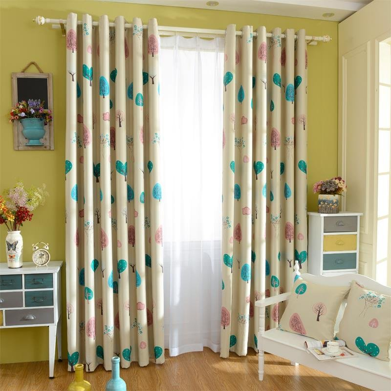 Best Aliexpress Com Buy 2015 New Modern Children Blackout Curtains For Kids Bedroom Living Room With Pictures