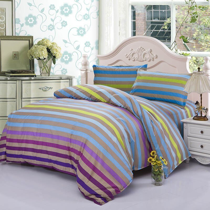 Best On Sale 4Pcs Bedding Set Bedding Set Queen Size Bed Sets With Pictures