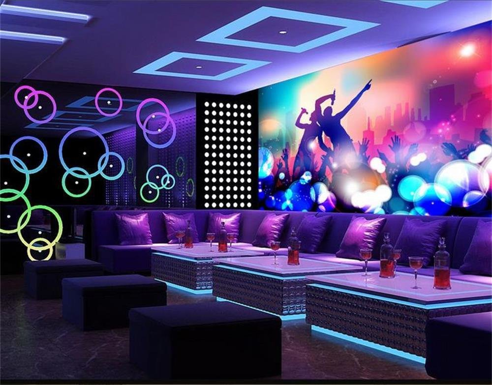 Best 3D Wallpaper Custom Mural Non Woven Move Feeling Cool With Pictures