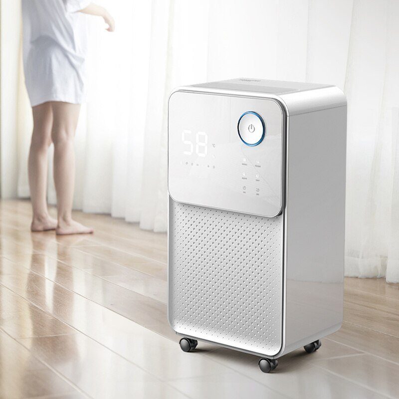 Best 24L Large Dehumidification 125E Dehumidifier Home Bedroom With Pictures