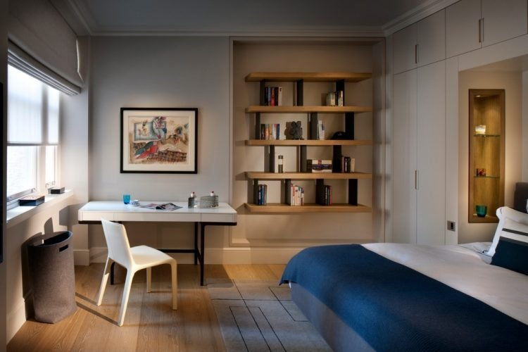 Best 10 Beautiful Master Bedrooms With Desk Setups With Pictures