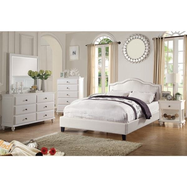 Best Shop Schastia 5 Piece Bedroom Set Free Shipping Today Overstock 10528056 With Pictures
