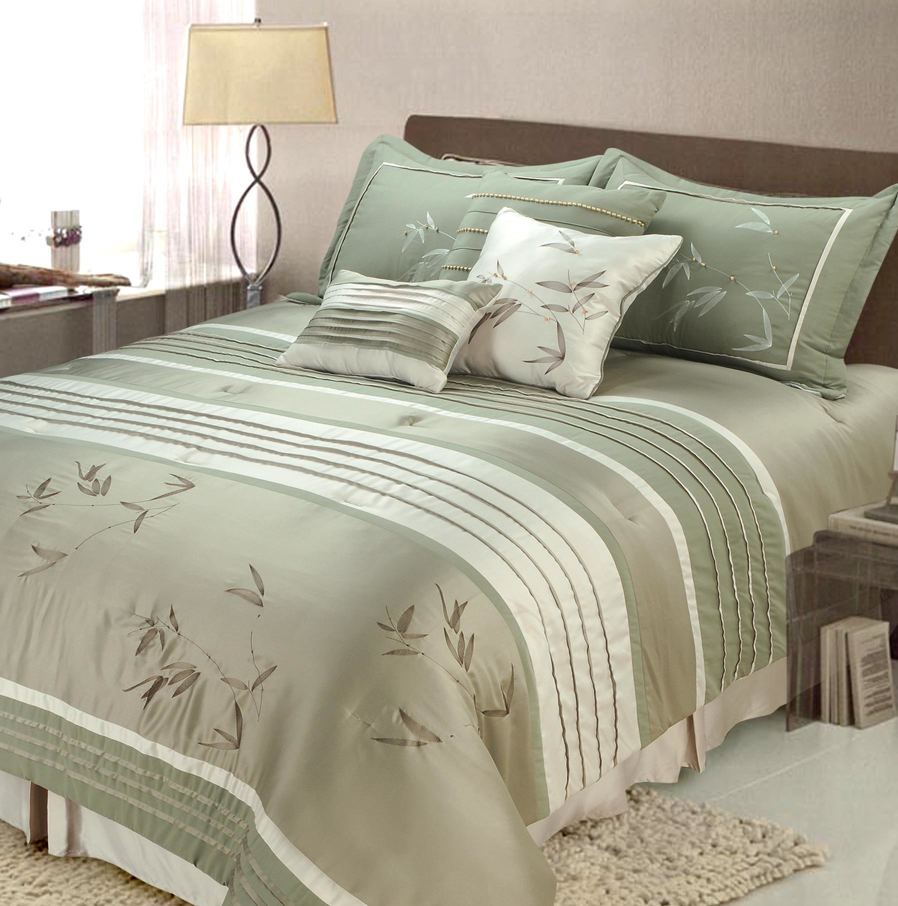 Best Jenny George Designs Sansai 7 Piece Full Queen Size With Pictures
