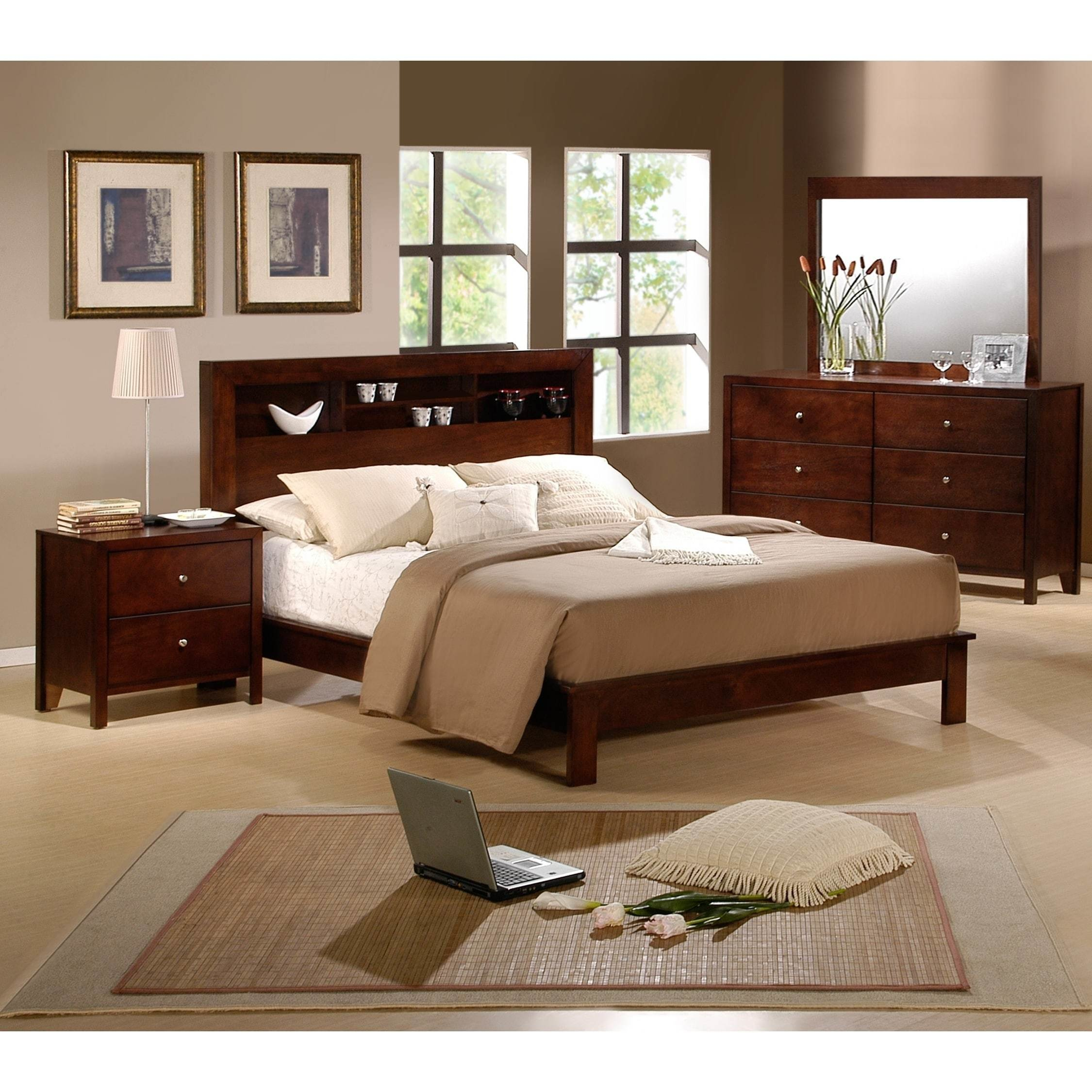 Best Shop Picket House Sonata 5 Piece Queen Size Bedroom Set With Pictures