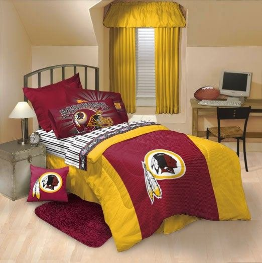Best Shop Washington Redskins Comforter And Sheet Set Free With Pictures