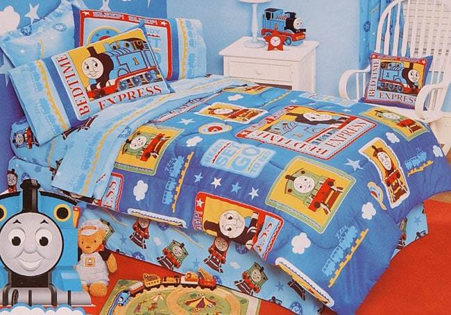 Best Thomas And Friends Comforter Set Free Shipping Today With Pictures