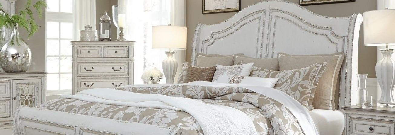 Best Shabby Chic Bedroom Furniture For Less Overstock With Pictures