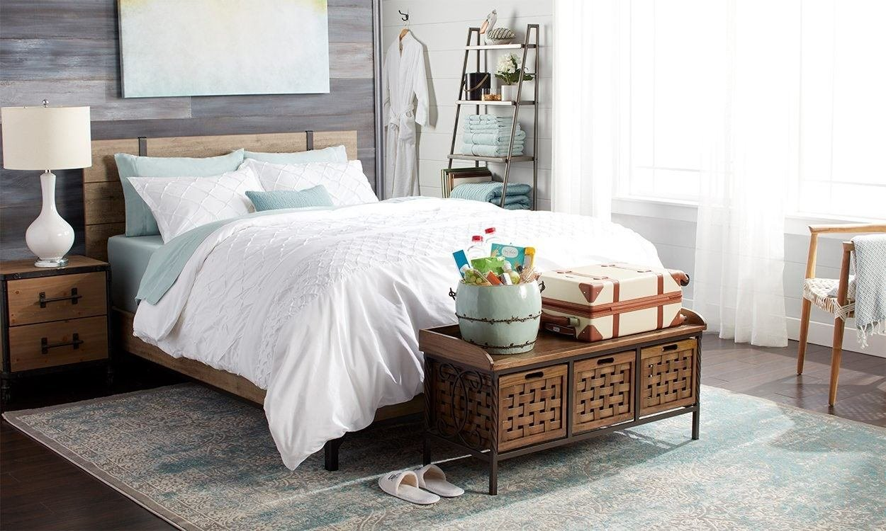 Best Create A Guest Bedroom Your Visitors Will Love Overstock Com With Pictures