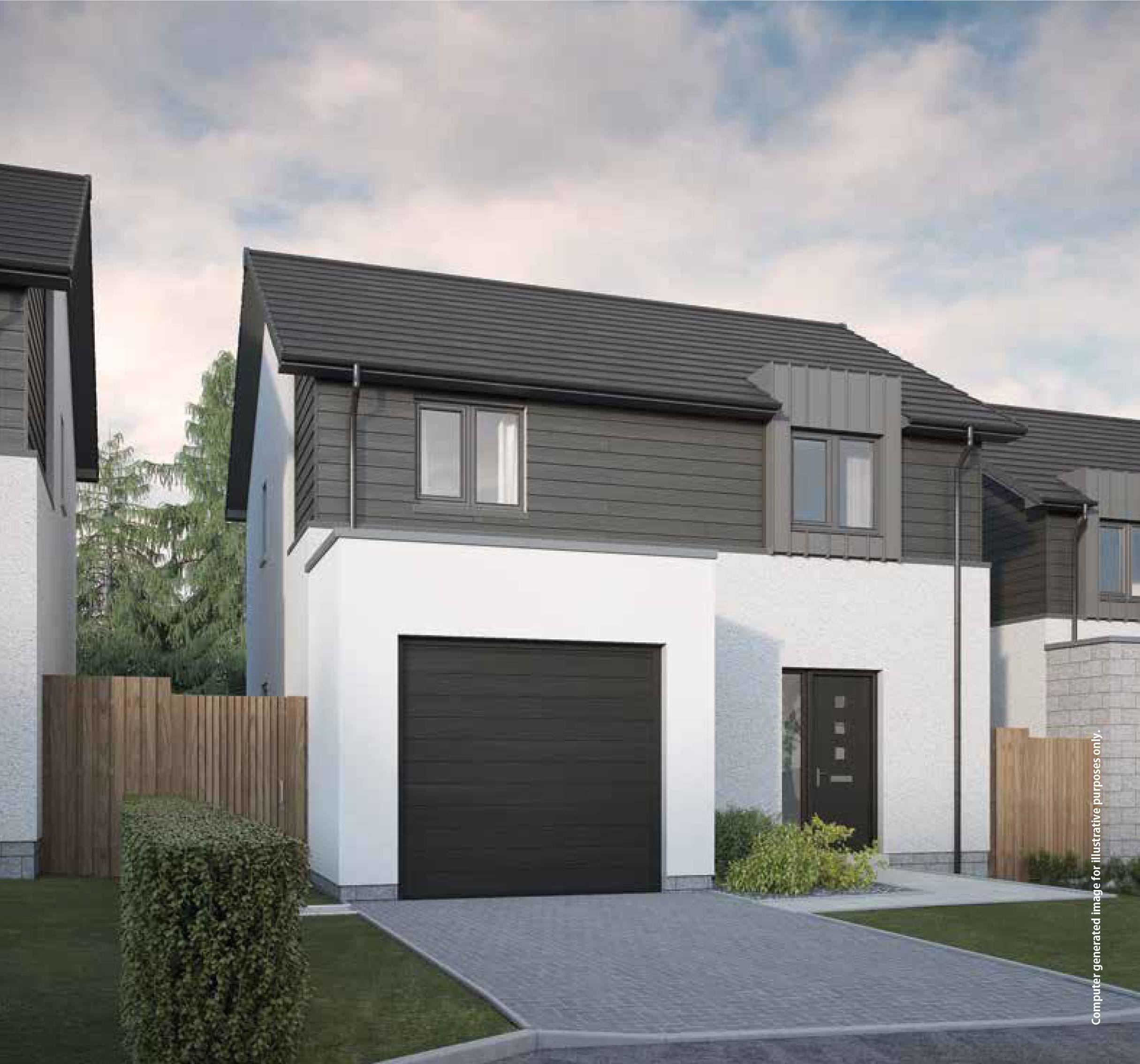 Best The Cairnfield 3 Bedroom House Aberdeen Bancon Homes With Pictures