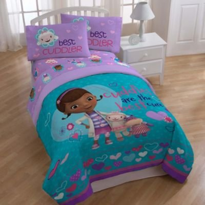 Best Disney® Doc Mcstuffins Bedding And Accessories Bed Bath With Pictures