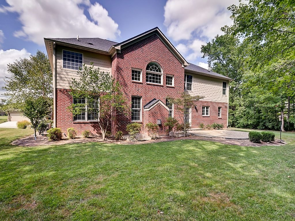 Best For Sale 4 Bedroom Home Finished Basement In Golf Course Community Indianapolis Real Estate With Pictures