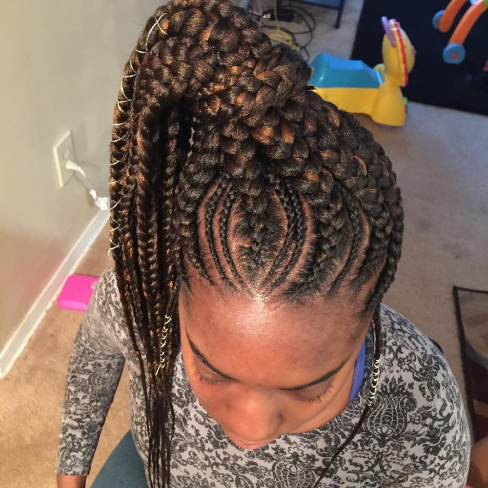 Free 25 African American Hairstyles To Get You Noticed In 2019 Wallpaper