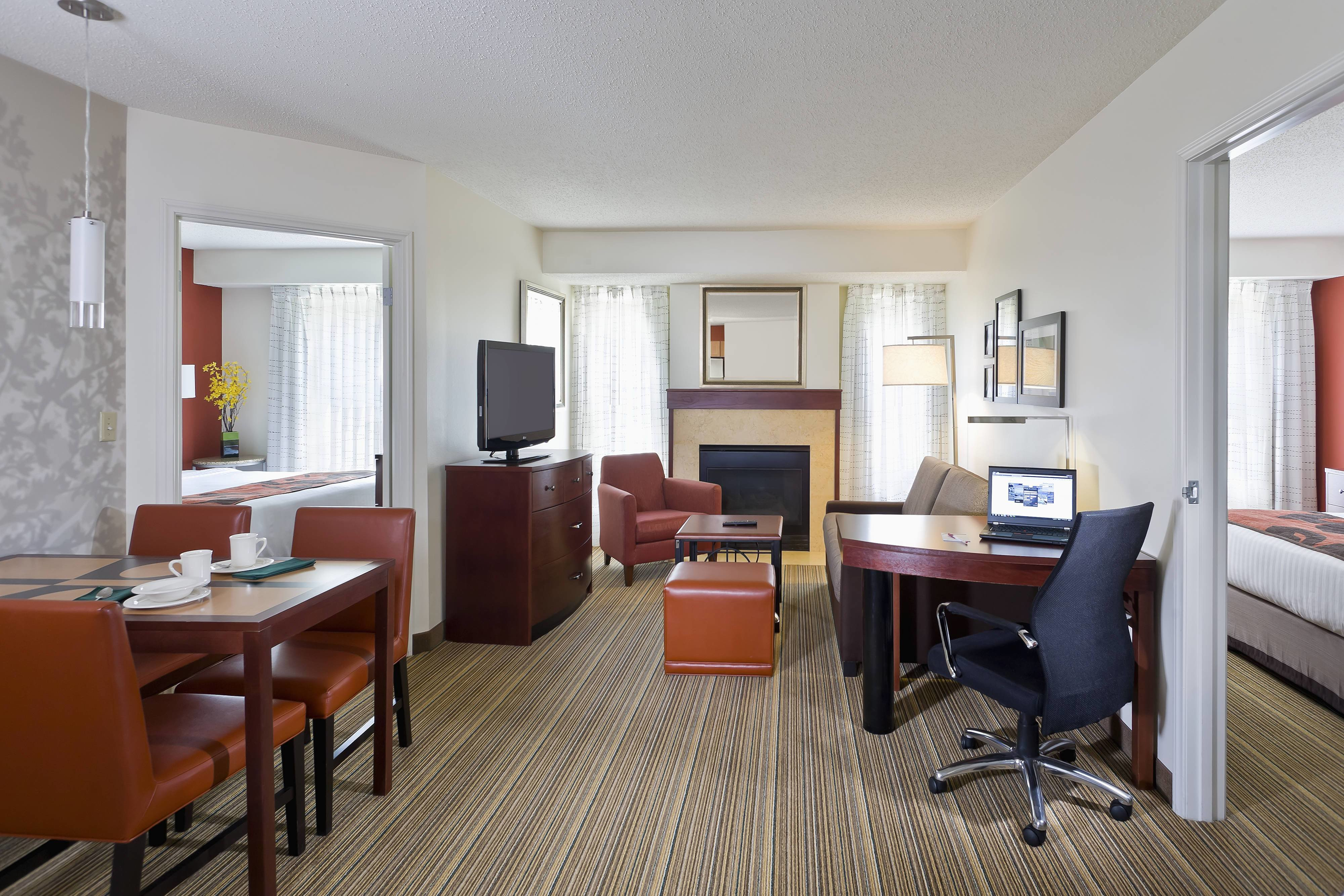 Best Marriott Woodlands Residence Inn Houston The Woodlands With Pictures