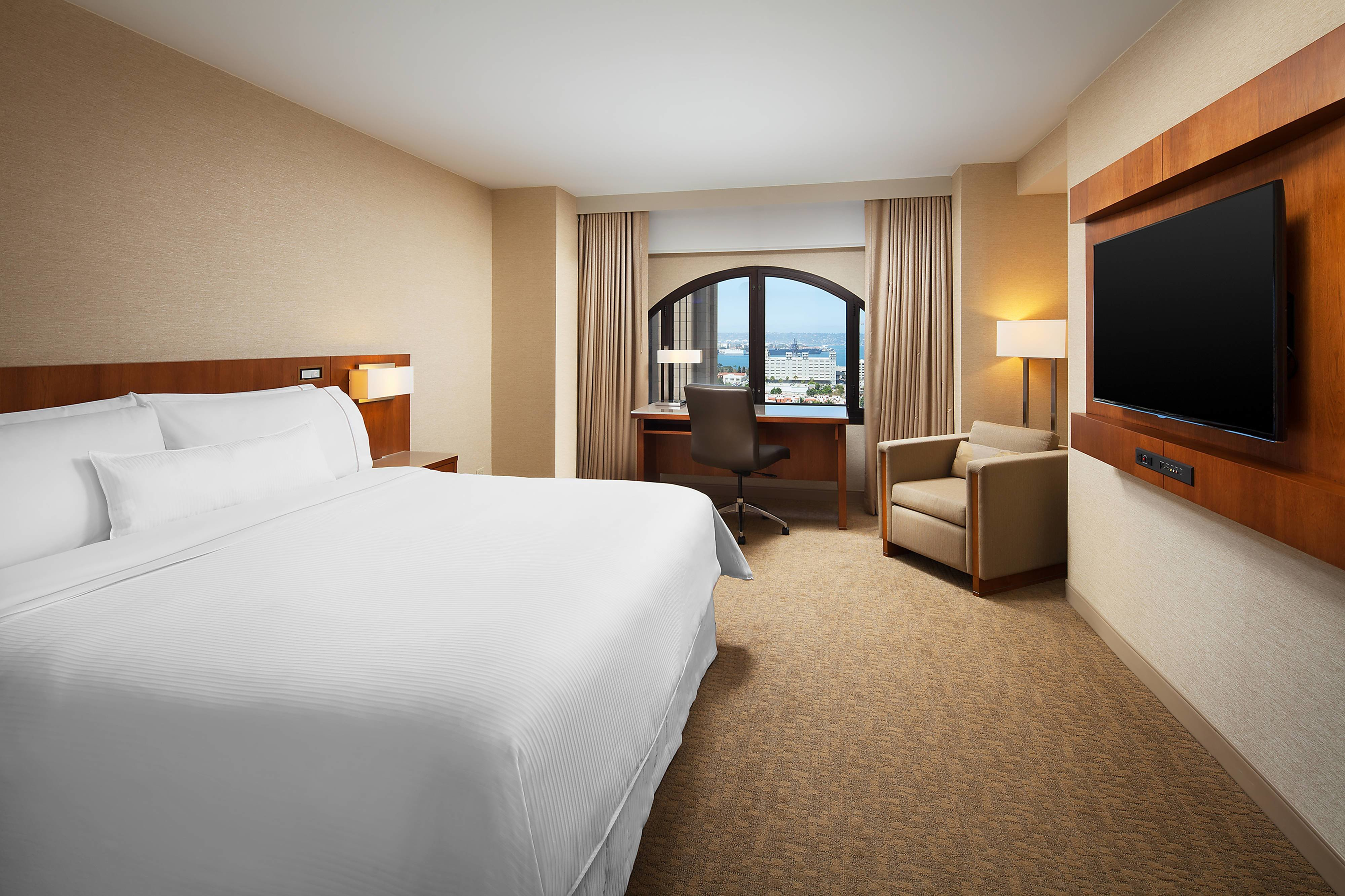 Best Hotel Rooms In Gaslamp San Diego The Westin San Diego With Pictures
