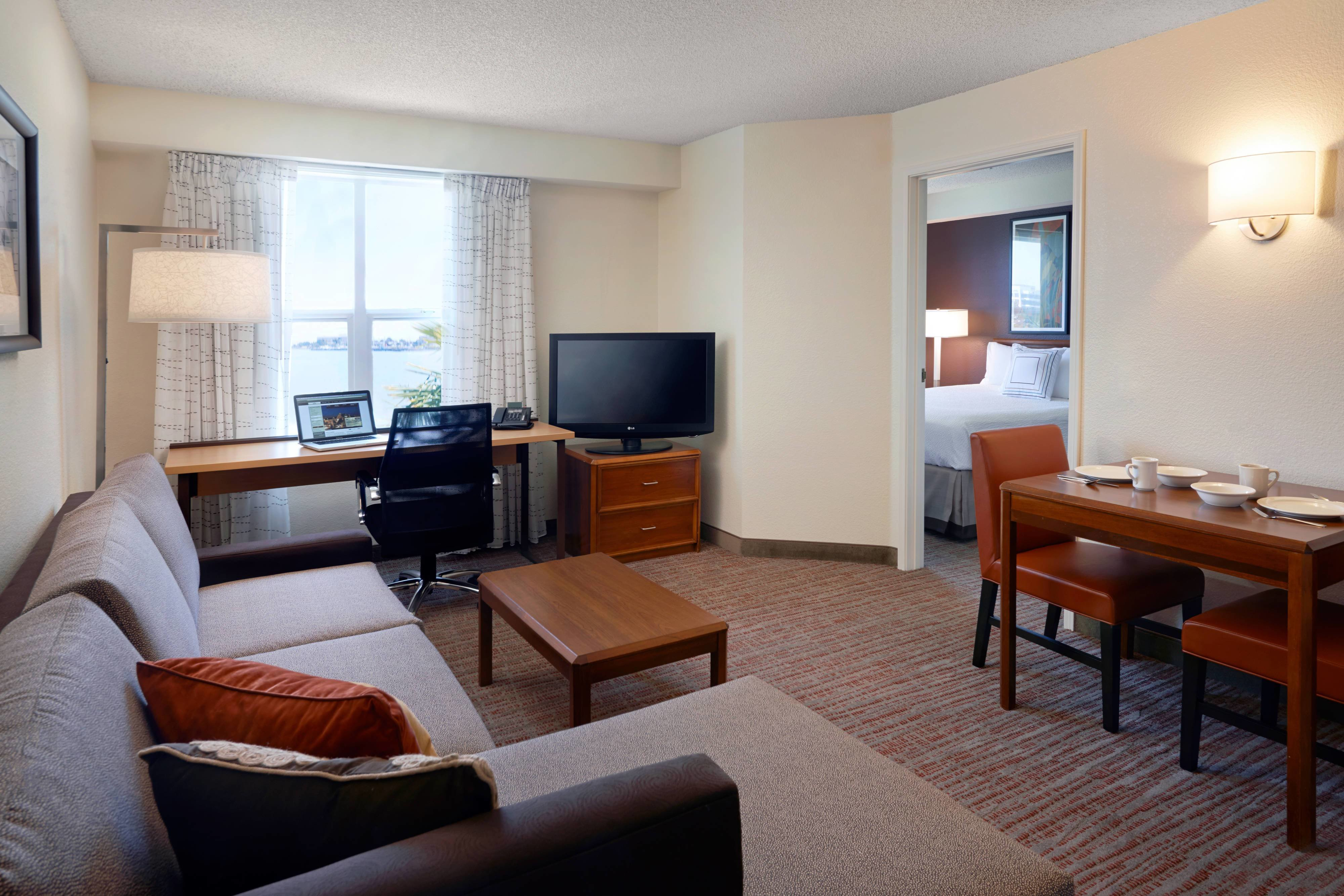 Best 2 Bedroom Suites In San Francisco Hotel Residence Inn With Pictures