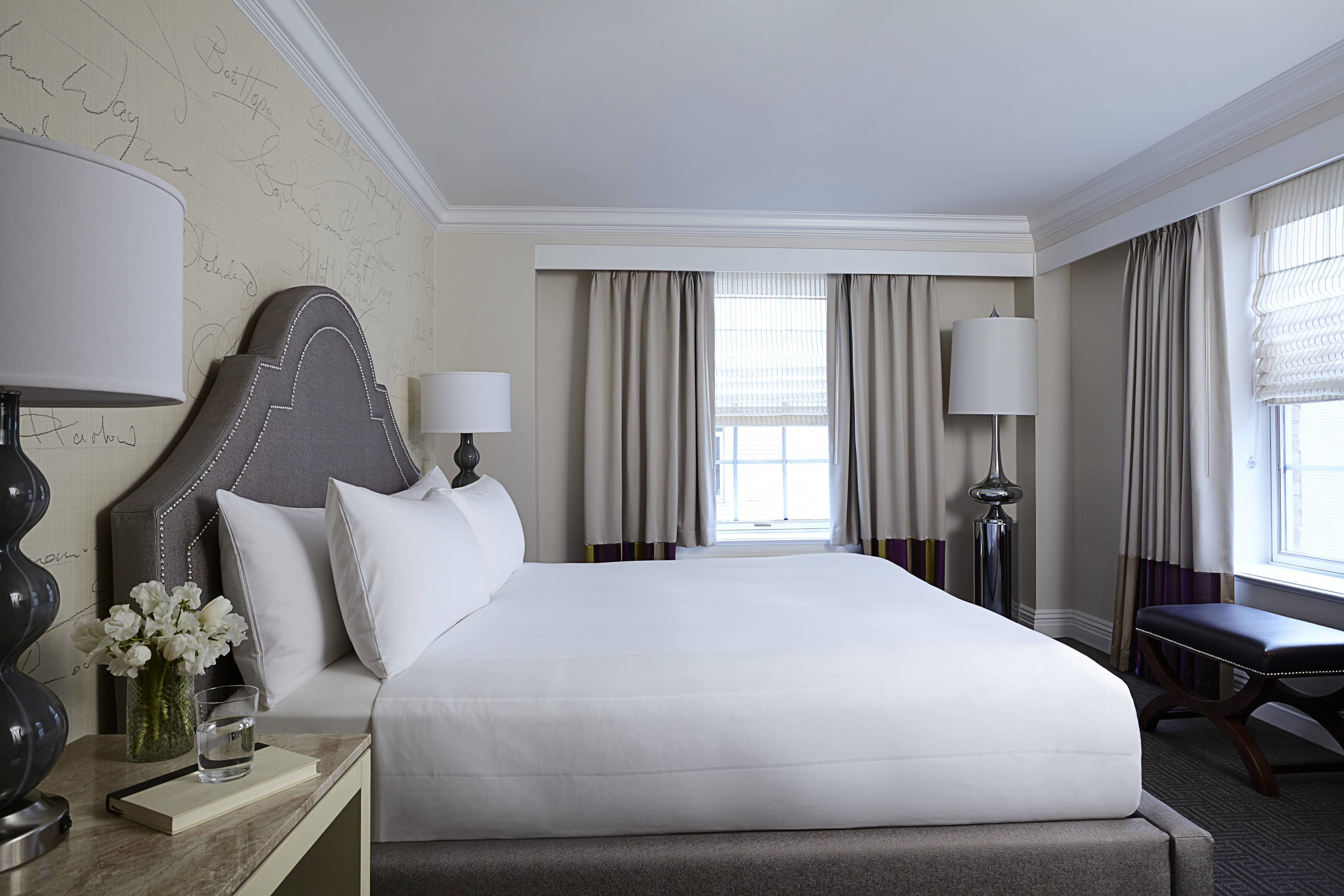Best Downtown Washington D C Hotel Room The Mayflower Hotel With Pictures