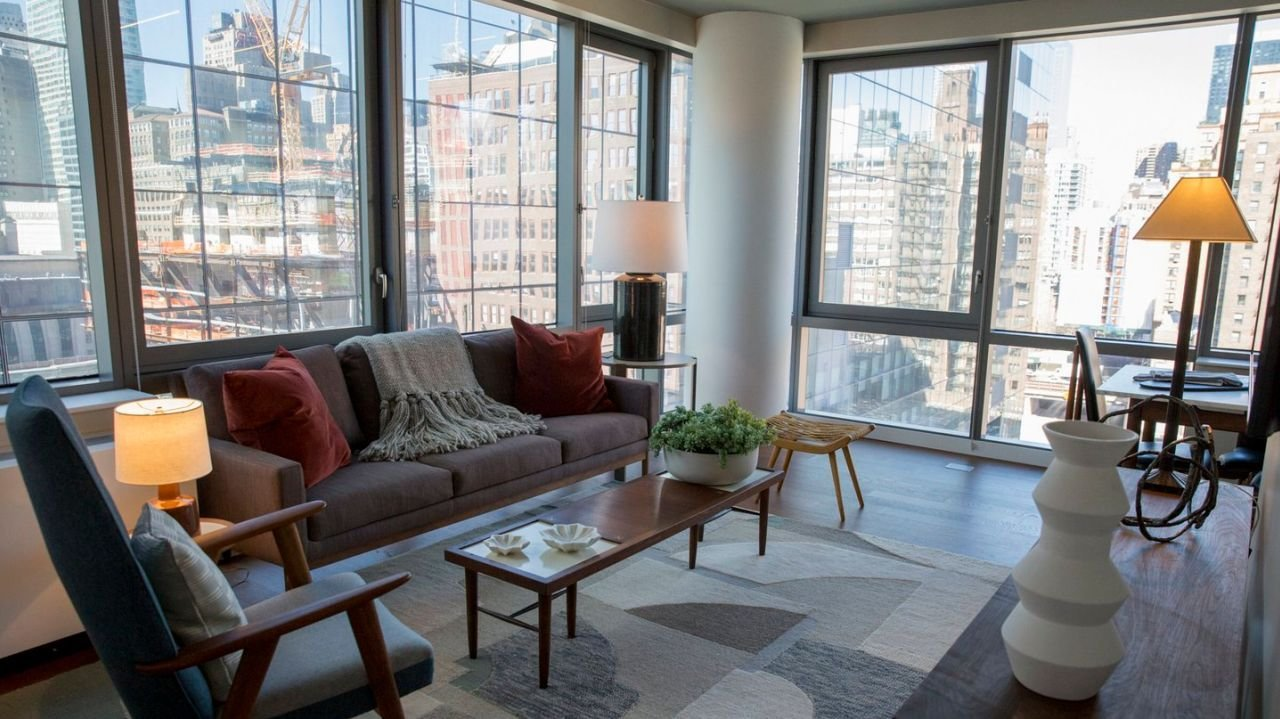 Best Manhattan West Opens The Eugene Tour The Luxury Building With Pictures