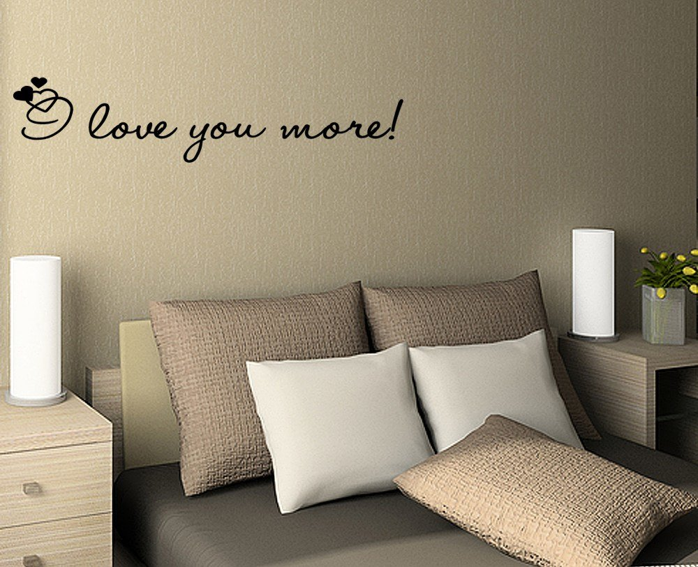 Best Bedroom Vinyl Wall Quotes Quotesgram With Pictures