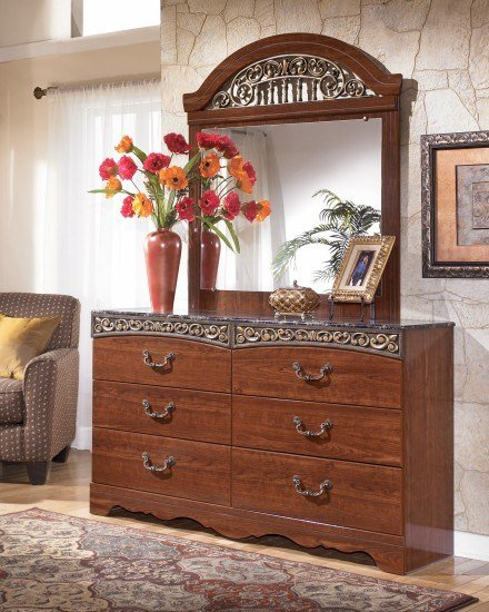 Best Fairbrooks Estate Poster Bedroom Set 1Stopbedrooms With Pictures